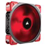 Corsair ML120 PRO Red LED Fan